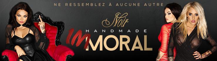 Nouvelle collection Noir HandMade